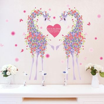 New DIY Removable Art PVC Vinyl Quote Wall Stickers Decal Mural Home Room Decor