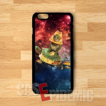 Pizza Taco Cat Funny Kitty Case -stl for iPhone 6S case, iPhone 5s case, iPhone 6 case, iPhone 4S, Samsung S6 Edge