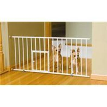 Carlson Pet Products - Mini Pet Gate W/door