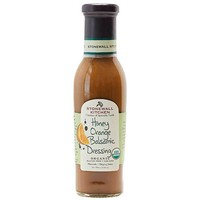 Stonewall Kitchen Organic Honey Orange Balsamic Dressing, 11 fl. oz (330ml)