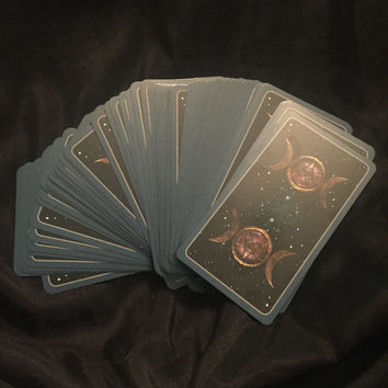 Tarot Card Reading, Three Cards, Psychic Reading, Divination