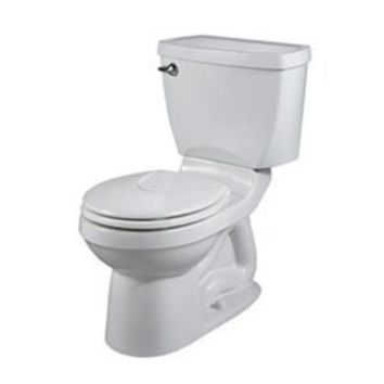 American Standard 2023.214.020 Champion-4 Round Front Combination Two-Piece Toilet, White