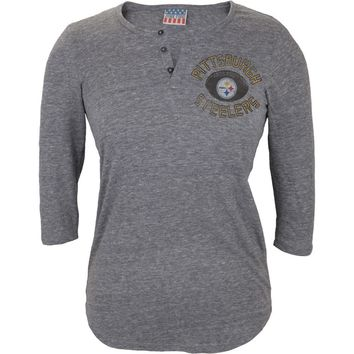 Pittsburgh Steelers - Half Time Juniors Henley