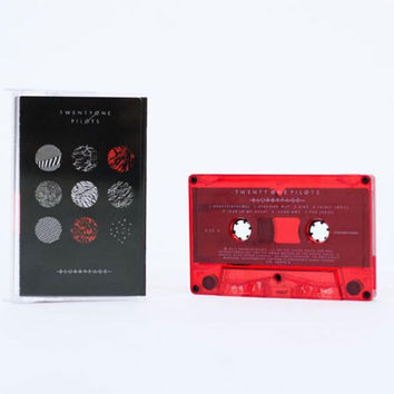 Officially Licensed Twenty One Pilots Blurryface (Cassette)