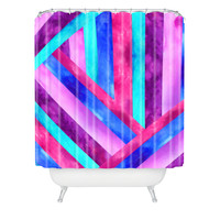 Jacqueline Maldonado Rhapsody 1 Shower Curtain
