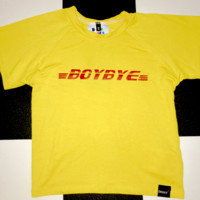 SWEET LORD O'MIGHTY! OG BOYBYE CROP TEE