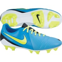 Nike Men's CTR360 Trequartista III FG Soccer Cleat - Blue/Yellow | DICK'S Sporting Goods