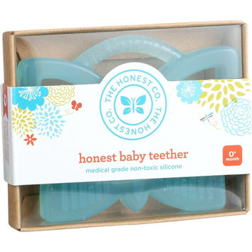 The Honest Company Honest Baby Teether - Butterfly - 1 Count
