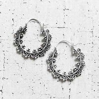 East End Small Hoop Earring