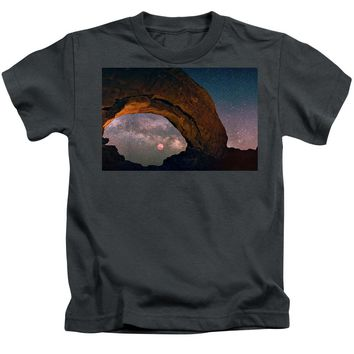 Star Gazing - Kids T-Shirt
