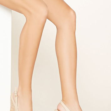 Faux Patent Leather Wedges | Forever 21 - 2000177535