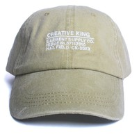 *Creative King - Garment Supply - Khaki