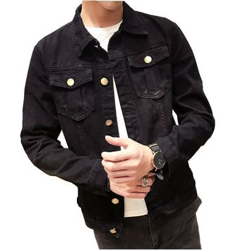 Mens Jean Denim Jackets