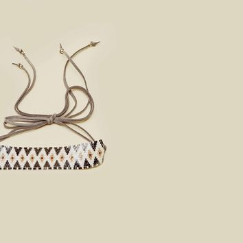Tribal Dancer Choker