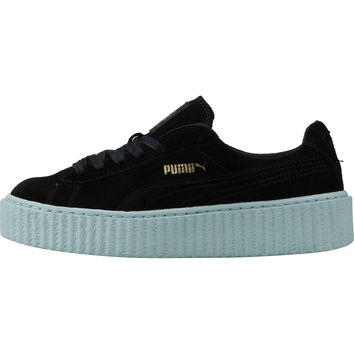 PUMA by Rihanna Creepers (Womens) - Peacoat / Cool Blue