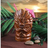 Tiki Hands Tiki Mug - 18 ounce