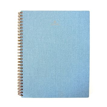 Chambray Notebook