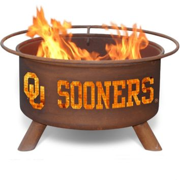 Oklahoma Steel Fire Pit by Patina Products