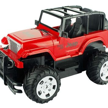 Toy Car Remote Control Off-Road Vehicles Simulation Modeling