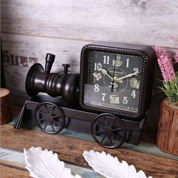Creative Home Fashion Stylish Decoration Gifts Iron Accessories Vintage [6282699462]