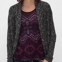 Women's Cocoon Cardigan Sweater in Black by Daytrip.
