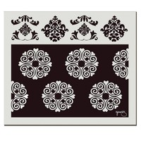Baroque Placemats - Tableware - Mocha