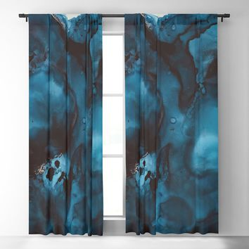 Can't Tell You Why Blackout Curtain by duckyb