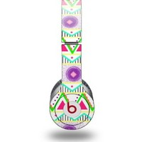 Kearas Tribal 1 Decal Style Skin (fits Beats Solo HD Headphones - HEADPHONES NOT INCLUDED):Amazon:Everything Else