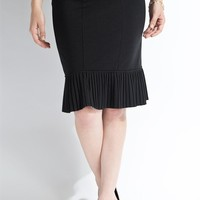 Party Down Skirt - Black