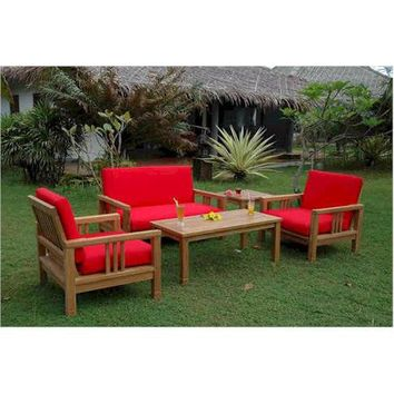 Anderson Teak SouthBay Deep Seating Collection (SET-251)