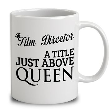 Film Director A Title Just Above Queen