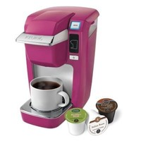 Keurig K10 MINI Plus Brewing System, Pink