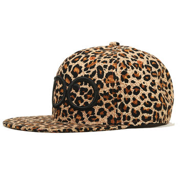 Dotheads by Chachi | Jungle Snap Back
