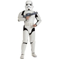 Star Wars Deluxe Stormtrooper Costume - Adult (White)