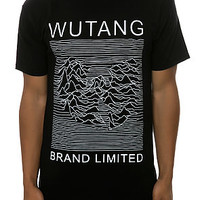The WU Division Tee in Black