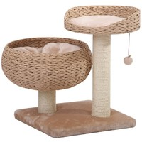 Pet Pals Group Recycled Paper Cat Lounger | www.hayneedle.com