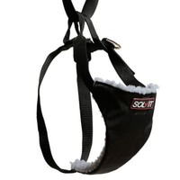 Solvit Economy Car Safety Dog Harness in Black