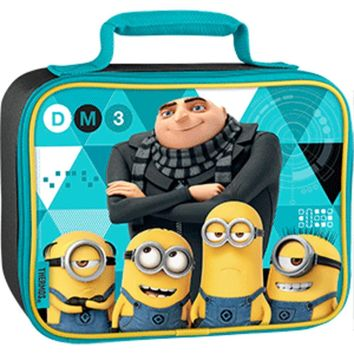 Thermos Soft Lunch Cooler - Despicable Me 3