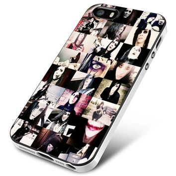 Motionless In White (collage) iPhone 5 | 5S | 5SE Case Planetscase.com