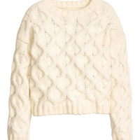 H&M Cable-knit Sweater $49.99