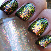 New! ESSIE ~LUXEFFECTS ♥ SHINE OF THE TIMES ♥ Beautiful Nail Polish!