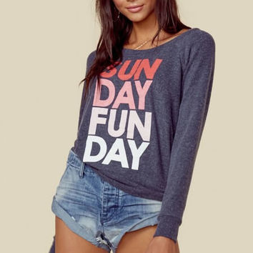 Sunday Funday Pullover