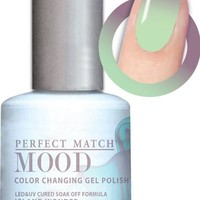 LeChat Perfect Match Mood Gel - Island Wonder 0.5 oz - #MPMG31
