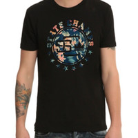 State Champs Floral Fill Logo T-Shirt