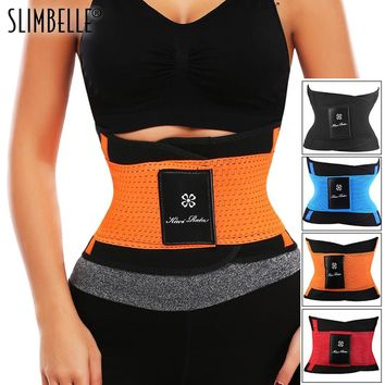 Hot Shapers Xtreme Power Thermo Body Shaper Waist Trainer Trimmer Corset Cinchers Sweat Belt Wrap Workout Shapewear Slimming
