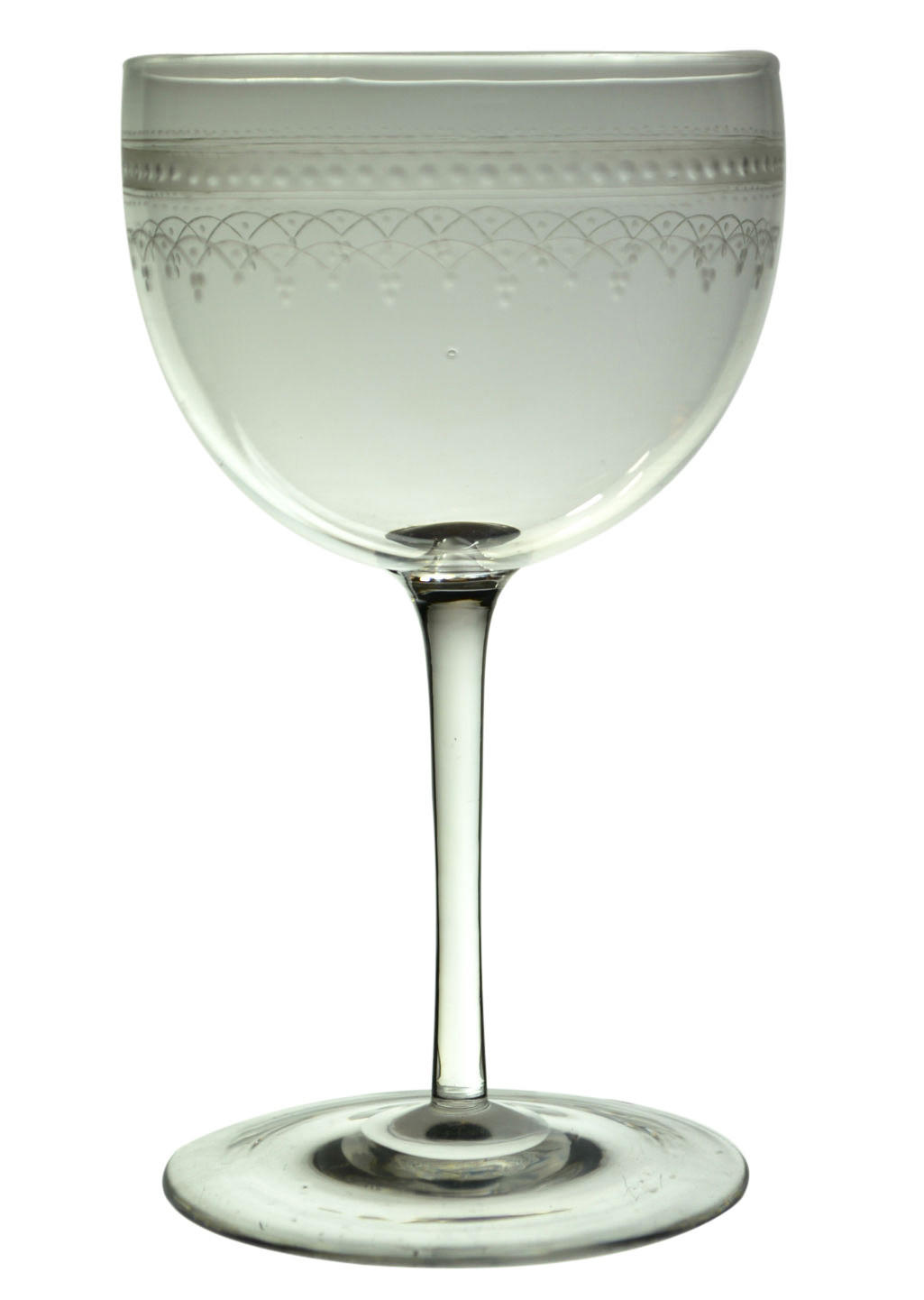 Port or Sherry Wine Glass Engraved from Lavish Shoestring™