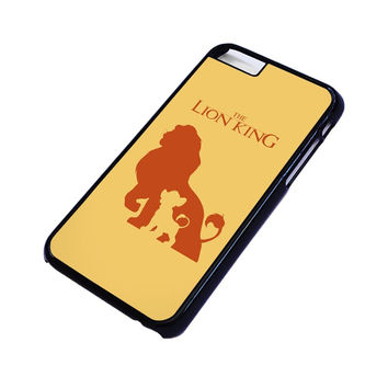 THE LION KING SIMBA Disney iPhone 6 / 6S Plus Case Cover