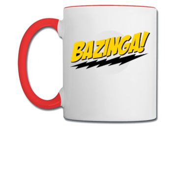 bazinga - Coffee/Tea Mug