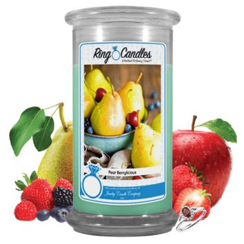 Pear Berrylicious | Ring Candle®