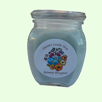 Winter Bouquet Apothecary Candle